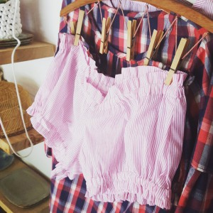 Voile & Flannel Pajama set