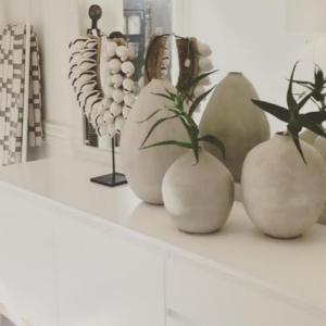 Jade Snell pinch vases